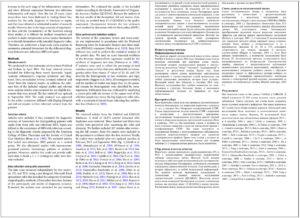 еревод медицинских статей по исследованию заболеваний с английского языка на русский