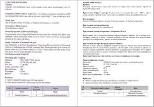Перевод протокола исследования фармацевтического препарата с английского на русский язык